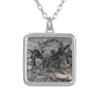 animal-3411 collar plateado