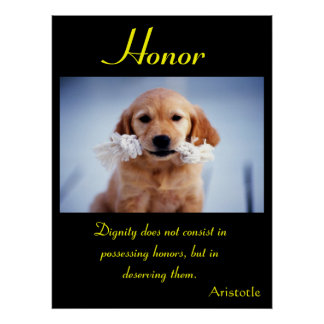 Animal 60 de los posters del honor