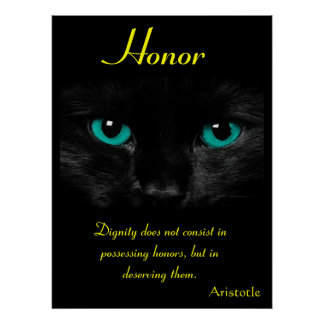 Animal 6 de los posters del honor