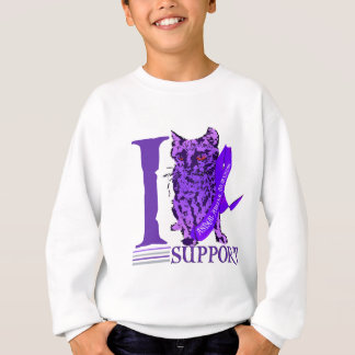 Animal Abuse Awareness Sweatshirt