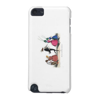 Animal acting human – Grandville Metamorphoses iPod Touch (5th Generation) Case