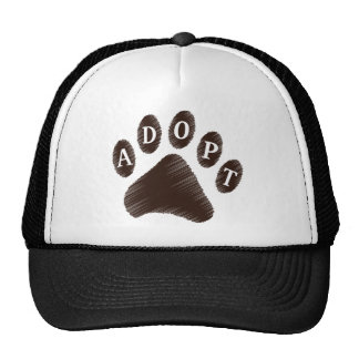 Animal Adoption Trucker Hat