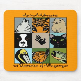 Animal Advocates mousepad