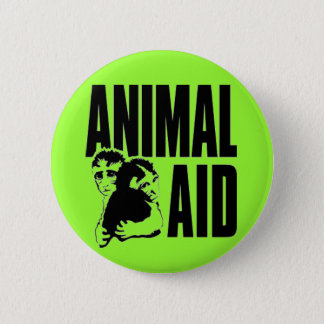 Animal Aid Button