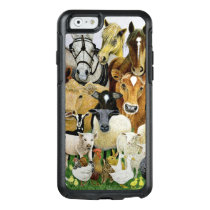 Animal Allsorts OtterBox iPhone 6/6s Case