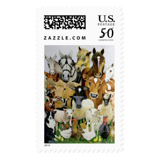 Animal Allsorts Postage