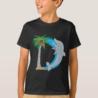 Animal Alphabet Dolphin T-Shirt