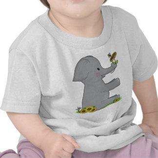 Animal Alphabet Elephant T-shirt