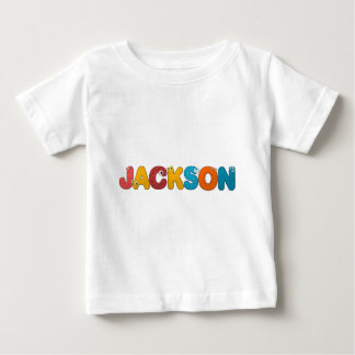 animal alphabet Jackson Baby T-Shirt