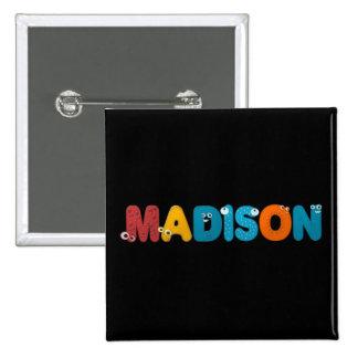 animal alphabet Madison Button