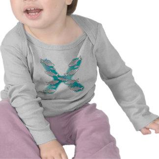 Animal Alphabet X-Ray Fish Tee Shirt