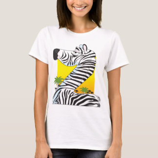 Animal Alphabet Zebra T-Shirt