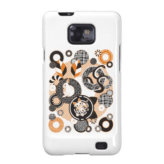 Animal and doughnut (Animal and doughnut) Samsung Galaxy S2 Cover