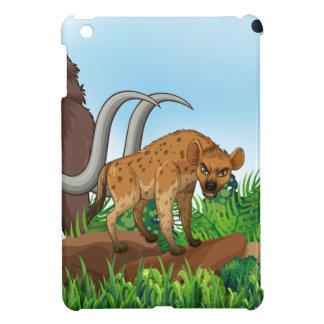 Animal and jungle iPad mini covers