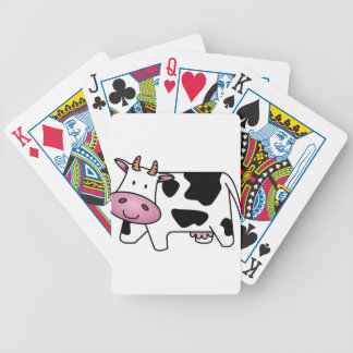 Animal animals custom personalize Anniversaries Bicycle Playing Cards