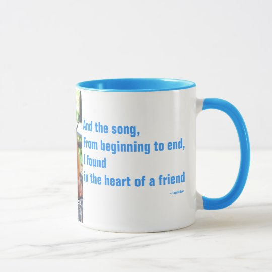 Animal Baby Friends : 3's Not a crowd Mug