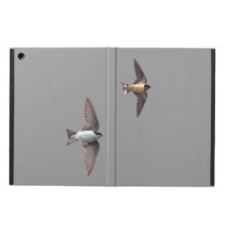 Animal Bird Tree Swallow and Barn Swallow iPad Air Cover