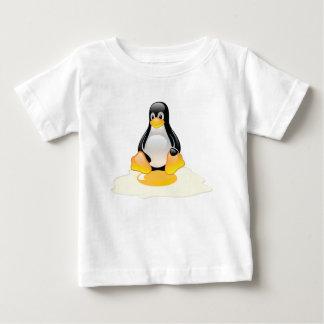 animal, black, code, coder, computer, free, geek, baby T-Shirt