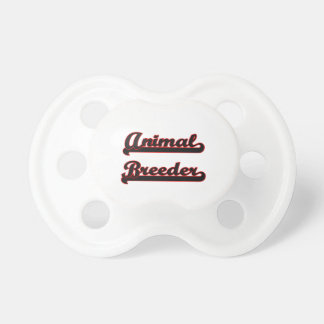 Animal Breeder Classic Job Design BooginHead Pacifier