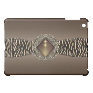 Animal Brown Amber jewel Elegant Classy Cover For The iPad Mini