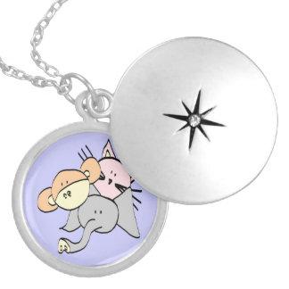 Animal Buddies Necklace