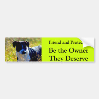 Animal Bumper sticker