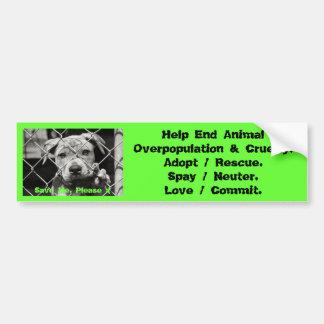 Animal Bumper Stickers