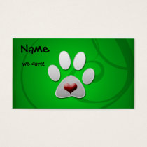 Animal Business Cards