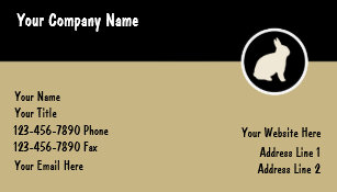 Animal business cards 29700 animal business card templates animal business cards colourmoves