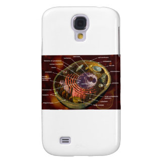 Animal cell samsung galaxy s4 cases