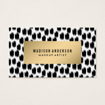 Animal Chic | Business Cards