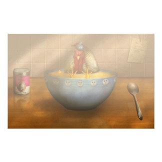 Animal - Chicken - Chicken Soup Stationery Paper