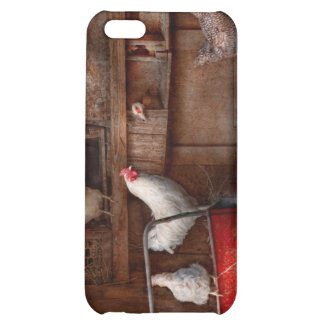 Animal - Chicken - The duck is a spy Cover For iPhone 5C