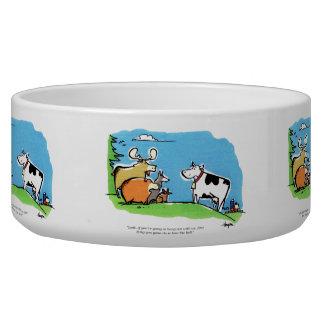 Animal Click Dog Water Bowl