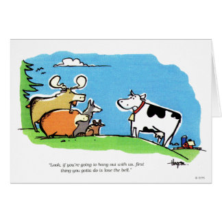 Animal Click Greeting Cards
