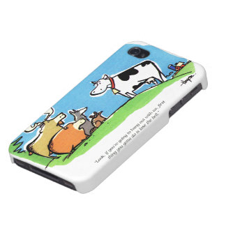 Animal Click iPhone 4 Covers