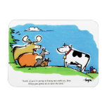 Animal Click Rectangle Magnets