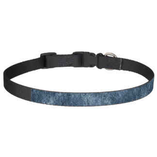Animal Collar/Denim Pet Collar