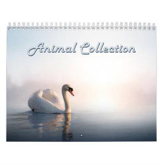 Animal Collection Calendar