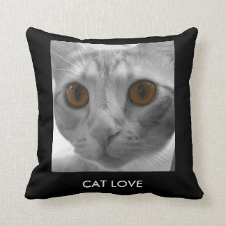 Animal Collection - Female Tabby Cat Pillow