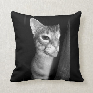 Animal Collection - On the Hunt Cat Pillow