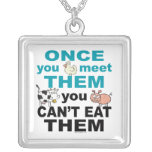 Animal Compassion Necklace