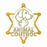 Animal Control Embroidered Jacket