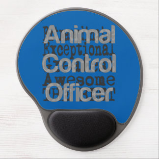 Animal Control Officer Extraordinaire Gel Mouse Pad