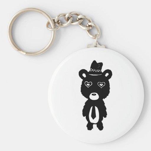 Animal Costume Keychain