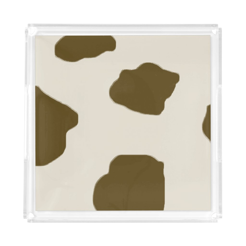 Animal Cow Brown Spots