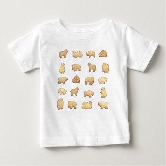 Animal Crackers Baby T-Shirt