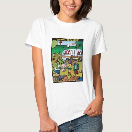 """Animal Crackers"" Tshirts"