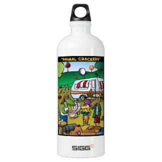 """Animal Crackers"" Water Bottle"