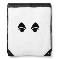 Animal Crossing KK Slider Eyes Drawstring Backpack